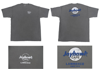 Short Sleeve T-Shirt - Graphite